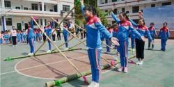 绥宁县举行乡村学校少年宫现场工