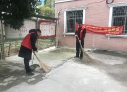 邵阳市国土资源局进社区开展志愿服务活动