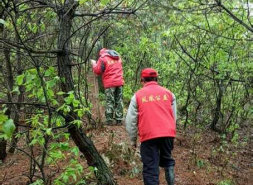 隆回县高平镇文明实践助力乡村旅游