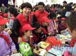 邵阳市关爱特殊群体未成年人活动启动