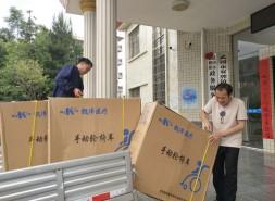 武冈市:康复救助 为残疾儿童托起明天的希望
