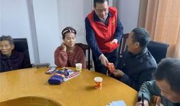 """邵阳市科技局、邵纺机开展""""中秋、国庆""""双节慰问活动"""