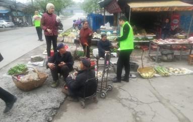 雙清區濱江街道將掃黑除惡宣傳落