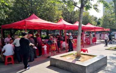 邵东法院开展信访法治宣传月活动
