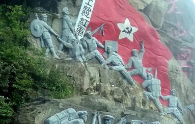 """绥宁邮政:给党员干部端来""""红色"""