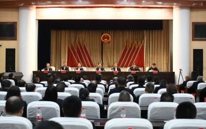 省人民检察院党组第二巡视组对邵阳市人民检察院党组开展巡视