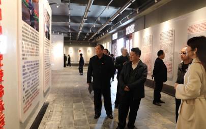 邵阳市司法局和武冈市司法局党支部联合开展主题党日活动