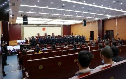 邵阳中院邀请省、市代表、委员旁听涉毒品犯罪案件庭审