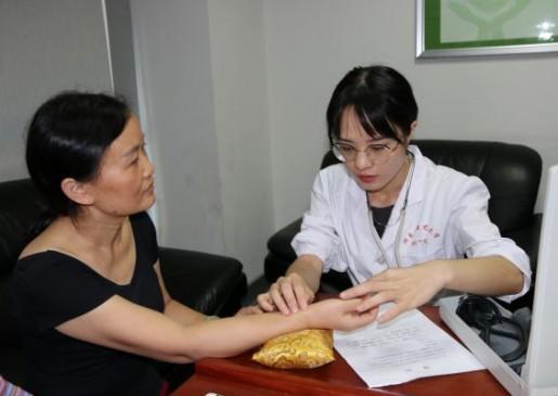 中國電信邵陽分公司開展健康義務服務活動