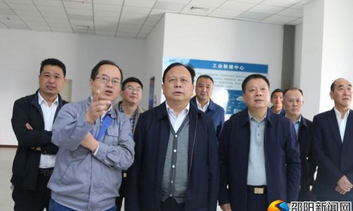 周农来邵调研禁毒工作 刘事青王昌义出席汇报座谈会
