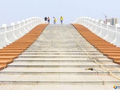 步月桥提质改造进入扫尾阶段 8月28日全面开放